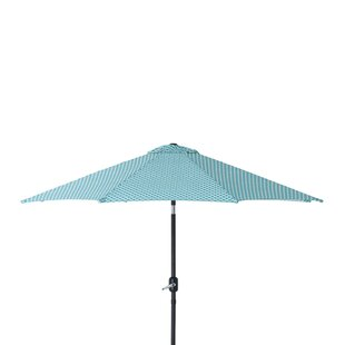 Pillow Perfect Hockley 9' Market Umbrella