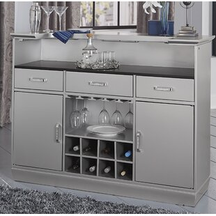 Boden Bar with Wine Storage