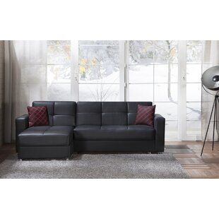 Lieberman Reversible Sleeper Sectional