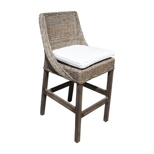 Exuma 30.75 Bar Stool by Panama Jack Sunroom