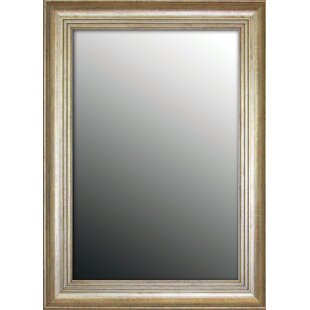 Louis XIV French Silver Wall Mirror By Second Look Mirrors