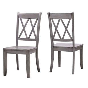 Huling Solid Wood Dining Chair (Set of 2)
