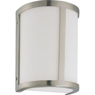 Gilpin 1-Light Flush Mount by Ebern Designs