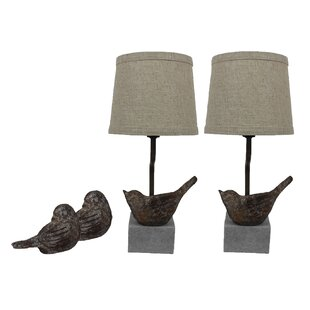Israel Bird I 14 Table Lamp (Set of 2)