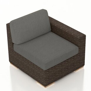 Harmonia Living Arden Right Arm Section Chair with Cushion