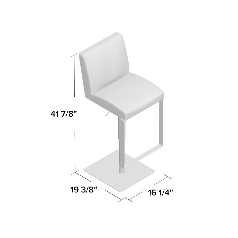 """SALE Black 11/"""" Replacement Office Chair//Bar Stool Height Adjustment Gas Lift#935"""