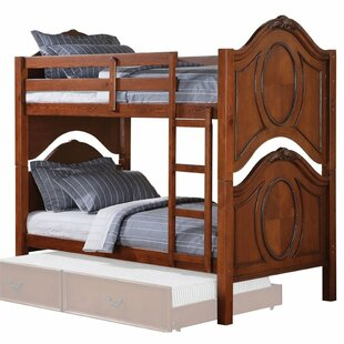 Bargain Eaglin Convertible Twin Over Twin Bunk Bed by Harriet Bee Reviews (2019) & Buyer's Guide