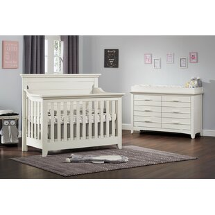 Delvalle 4 In 1 Convertible Crib Set