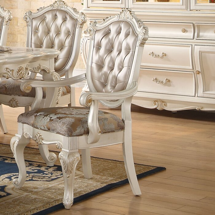 Astoria Gran Wensley (set of 2) Dining chair   Item# 6851