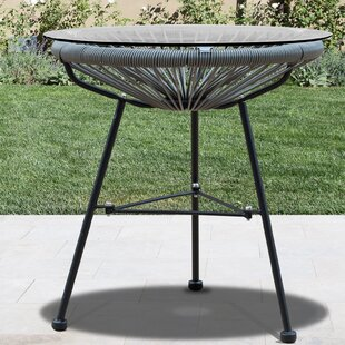 Renz Metal Side Table