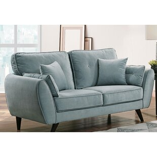 Pamila Loveseat by Latitude Run Reviews