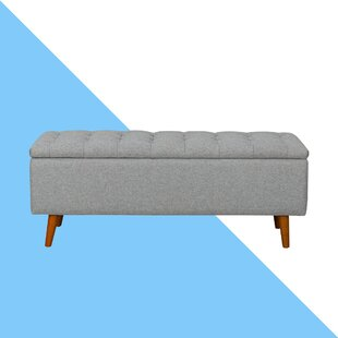 Coddington Upholstered Storage Bench by Hashtag Home