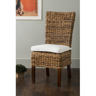 Bargain Derick Dining Chair (Set of 2) by Bay Isle Home Reviews (2019) & Buyer's Guide