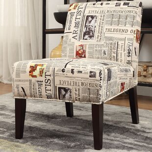 A&J Homes Studio Benjamin Slipper Chair