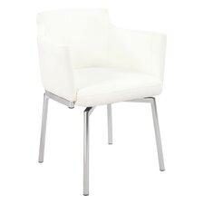 Modern White Chair modern white accent chairs   allmodern