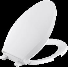 black and white toilet seat. Toilet Seats Toilets  Bidets You ll Love Wayfair