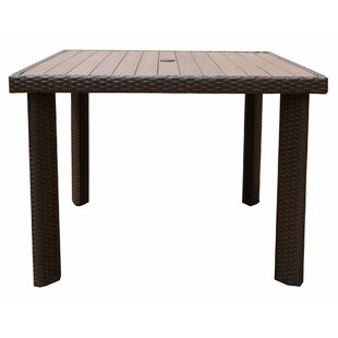 Oller Dining Table with Cover Ebern Designs
