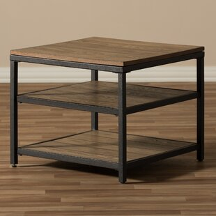 Schmitt End Table by Laurel Foundry Modern Farmhouse