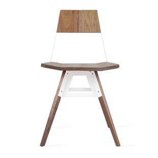 Clarke Solid Wood Dining Chair by Tronk Design