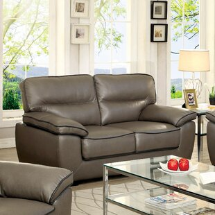 Buy clear Hammett Transitional Loveseat by Red Barrel Studio Reviews (2019) & Buyer's Guide