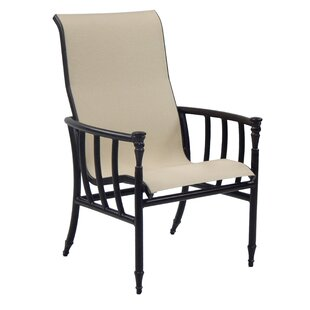 Provence Sling Patio Dining Chair