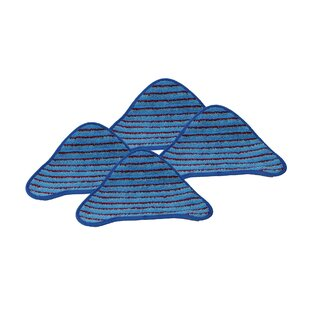Think Crucial Hoover Scrubbing WH20200 Steam Mop Pad (Set of 4)