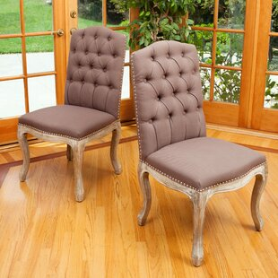 Elkton Side Chair (Set of 2) by Astoria Grand