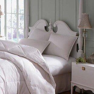 Downright Astra Gusseted Medium Innofil Down Alternative Pillow