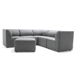 Big Joe Patio Sectional With Cushions By Big Joe