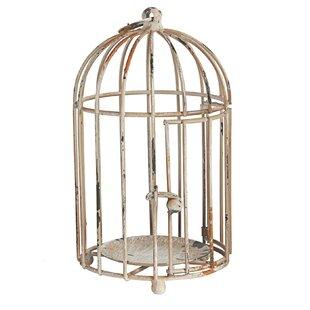 Decorative Wood Bird Cages | Wayfair