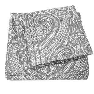 Waddells Egyptian Comfort Sheet Set by Charlton Home Best Design