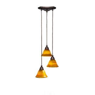 Nessa 3-Light Pendant by R..