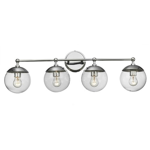 Breakwater Bay Romine 2 Light Vanity Light Wayfair