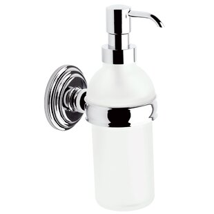 Ginger Chelsea Soap & Lotion Dispenser