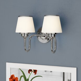 Milan 2-Light Vanity Light by Andover Mills
