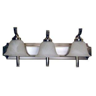 Whitfield Lighting Elizabeth 3-Light Vanity Light