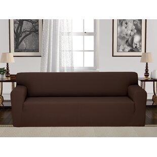 Rebrilliant Anti-Slip Box Cushion Sofa Slipcover