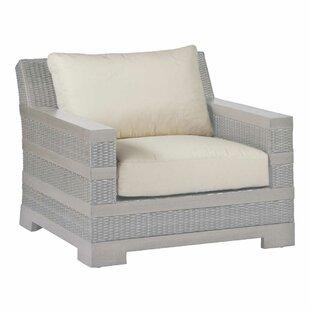 Summer Classics Sierra Patio Chair with C..