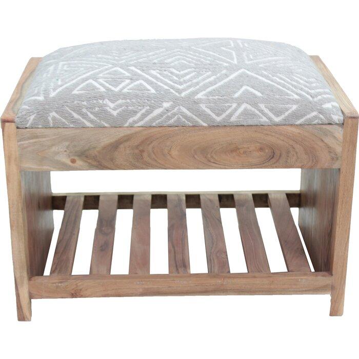 Magnificent Arana Upholstered Storage Bench Uwap Interior Chair Design Uwaporg