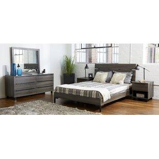 Rigoberto Platform Configurable Bedroom Set by Union Rustic