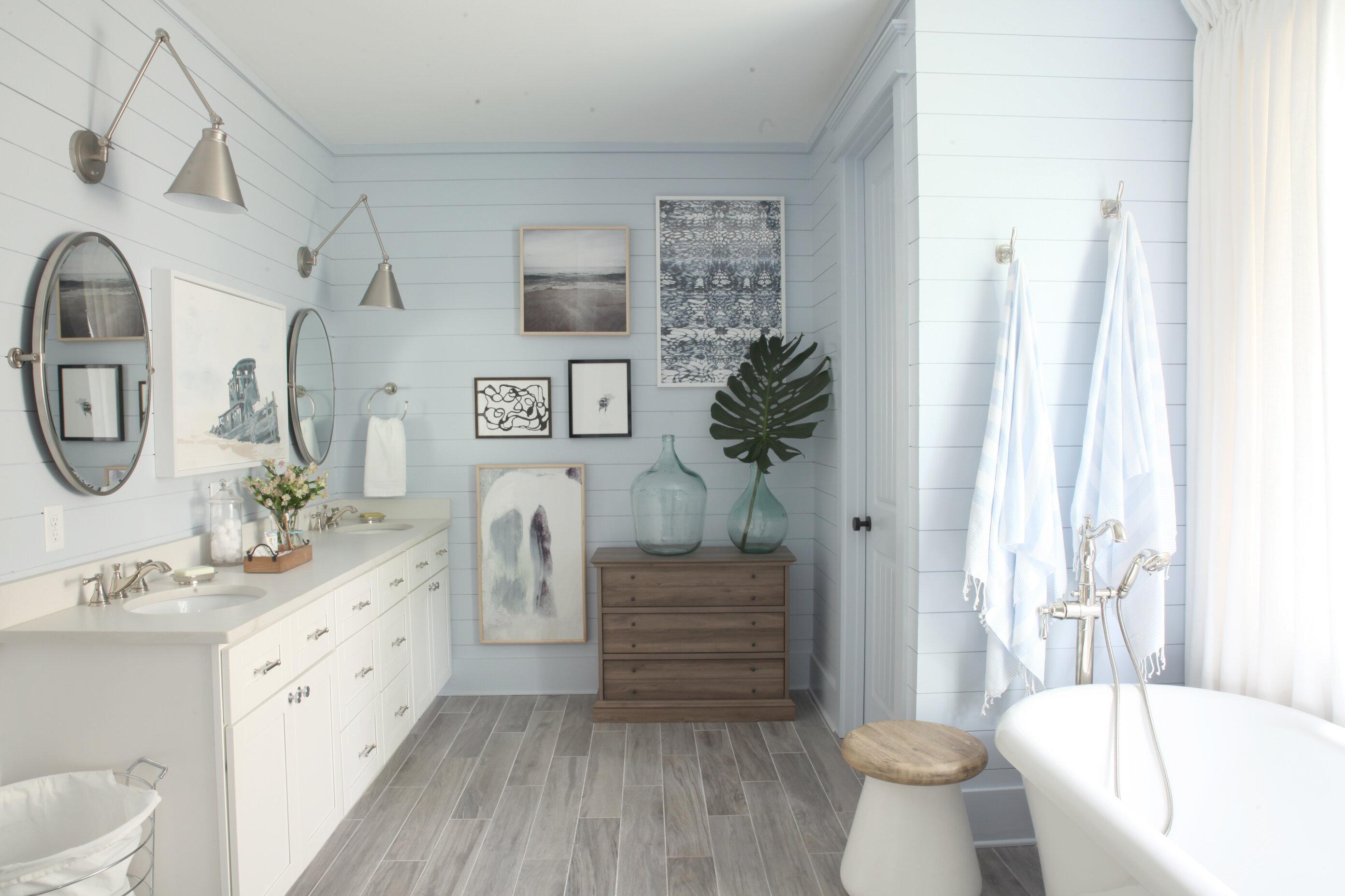 Inside the HGTV® Dream Home Master Bath  Wayfair