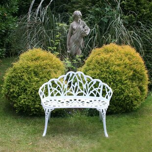 East Waterboro Aluminium Bench By Sol 72 Outdoor