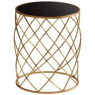 Wimbley End Table by Cyan Design