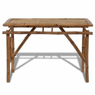 Eldorado Folding Wooden Dining Table By Bay Isle Home