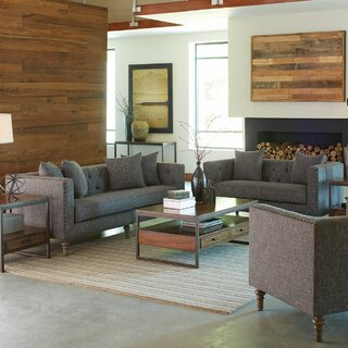 2 Piece Living Room Set by Infini Furnishings SKU:ED897477 Shop