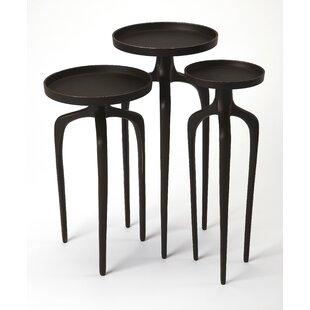 Minix 3 Piece Nesting Tables by Brayden S..
