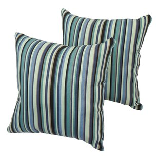 Bold Eclectic Modern Striped Throw Pillows You Ll Love In 2021 Wayfair
