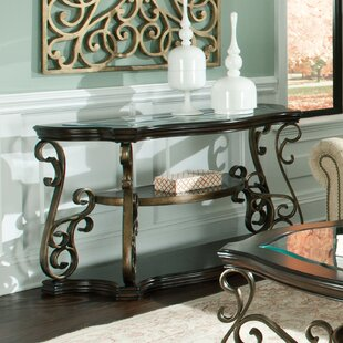 Review Seville Console Table By Standard Furniture
