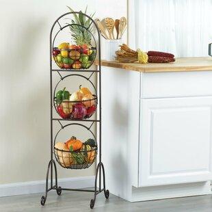 Homespun Fruit Basket