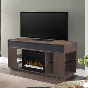 Sound Bar and Swing Doors TV Stand for TVs up to 60